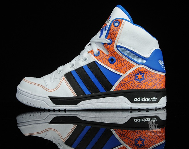 Star Wars shoes! Adidas Originals Attitude