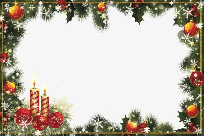 Clipart Download Material Christmas Border Download Creative Graphic Design Transparent Background P Christmas Photo Frame Christmas Border Christmas Photos