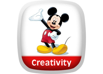 LeapPad™ Creativity App: Disney Animation Artist: Mickey and Friends