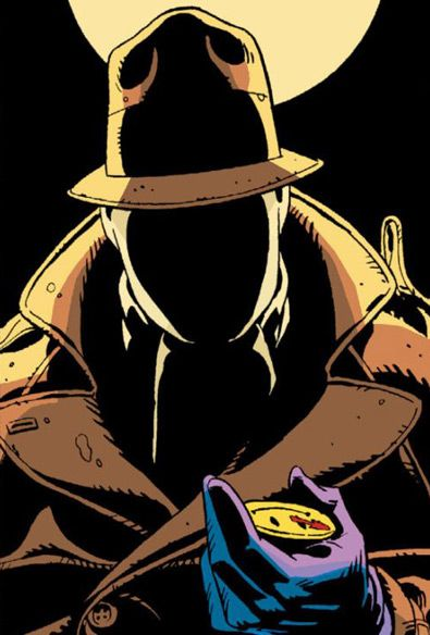 BEST COMICS: 2016!___ ⬤ Timely Reminder, Dept.: WATCHMEN (1986) is a graphic novel by writer Alan Moore and artist Dave Gibbons, with color by John Higgins. They are the sole creators of this original saga, despite a copyright swindle by the publisher.___ ➜ Click the pic to discover many more!