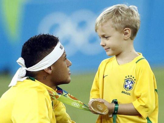 Brazil Won Gold!