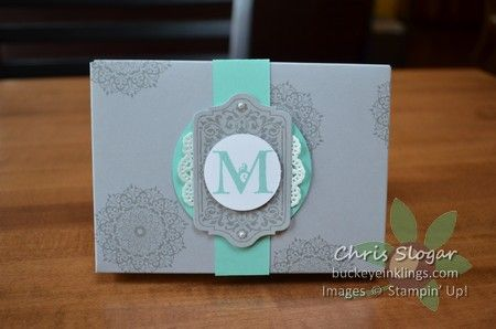 Eastern Elegance Note Card Set