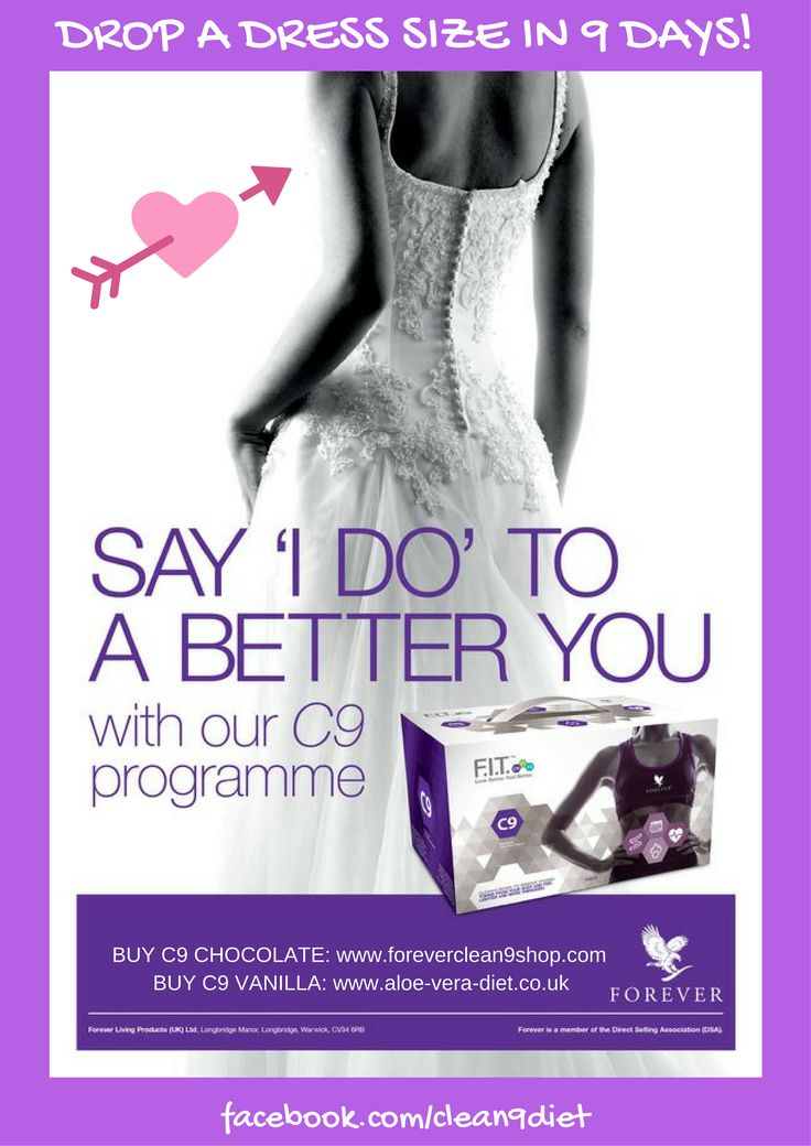 Let Clean 9 Diet help you be the most beautiful bride you can be on your big day! A wonderful way to look and feel GREAT. More C9 info on this fab video:   https://youtu.be/Hkan0QS3_Z8   #clean9diet #aloeveradiet