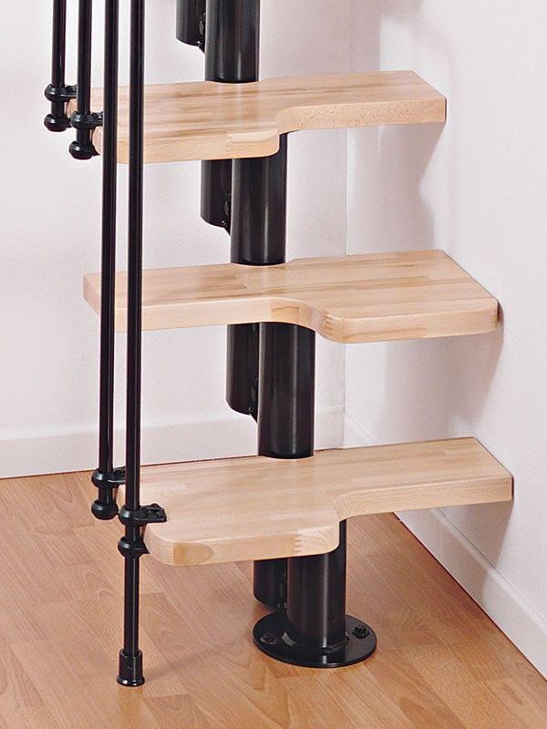 escalera espacios reducidos ark karina stairs