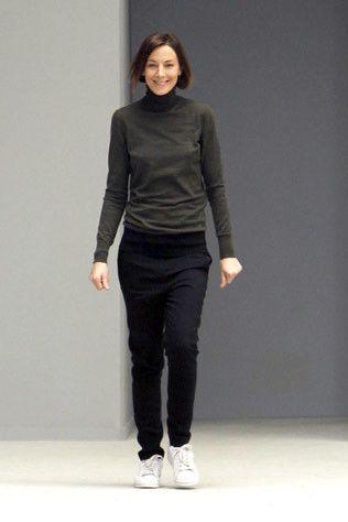British fashion designer Phoebe Philo (b. 1973)