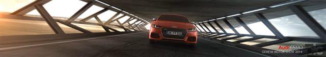 AUDI TT/TTS Promo in Geneva Motor Show 2014 Produced in Picagency.