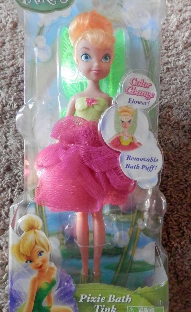 168 Best Tinkerbell Toys Images On Pinterest Tinkerbell
