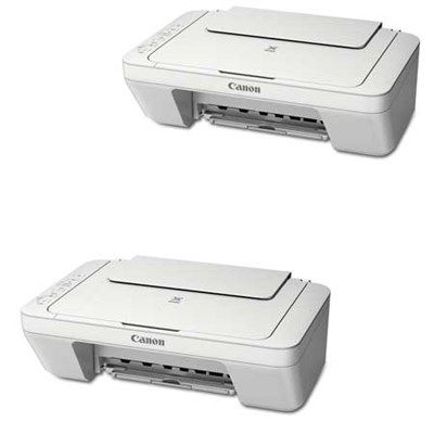 Canon Pixma MG2522 All-In-One Color Printer, Scanner, Copier (2 Pack)Use coupon code 20F2PK to reduce the order by $20making it $33 and its a pack of 2YES two printers for $33!!!