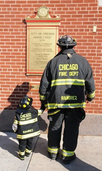 Uniform Duds for Kids, Custom Child-Sized Firefighter Gear | Shared by LION