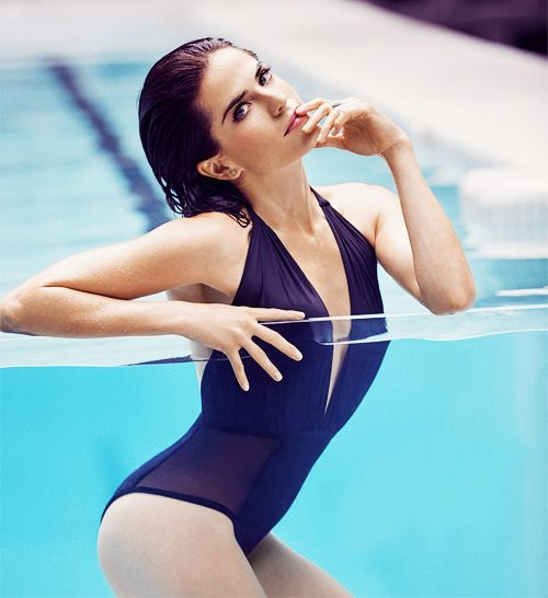 Karla Souza by Gregory Allen for GQ Mexico, October 2015