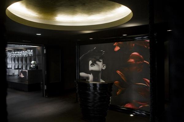 Roomers Art Installation by Carsten Witte, via Behance
