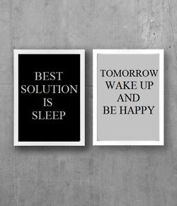 It will all be better in the morning. Swearsies.Life, Inspiration, Quotes, Happy, Pep Talk, Wake Up, Black White, Sunday Brunches, Sleep