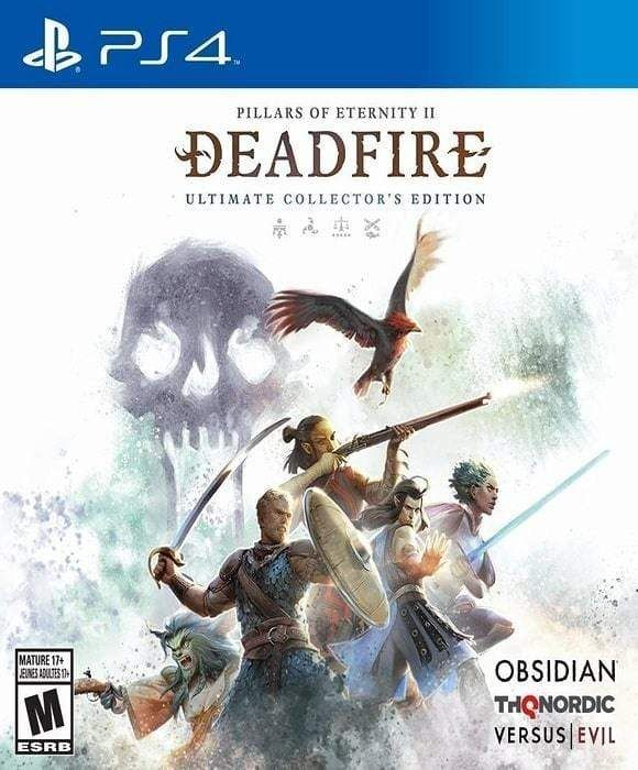 Pillars Of Eternity Ii Deadfire Ultimate Collector S Edition