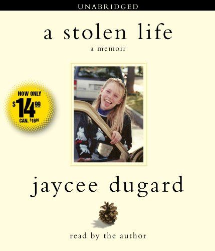 A Stolen Life: A Memoir:   <b>The first work of its kind—Jaycee Dugard's raw and powerful memoir, her own story of being kidnapped in 1991 and held captive for more than eighteen years.</b><BR><BR>When Jaycee Dugard was eleven years old, she was abducted from a school bus stop within sight of her home in South Lake Tahoe, California. She was missing for more than eighteen years, held captive by Phillip Craig and Nancy Garrido, and gave birth to two daughters during her imprisonment. On...