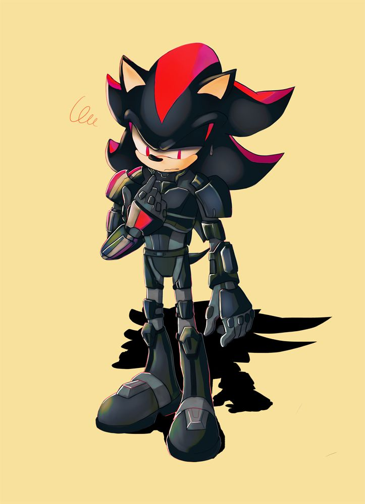 Lancelot - Shadow the Hedgehog - Sonic and the Black ...