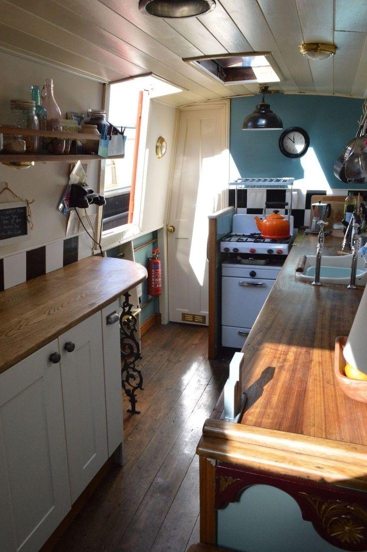 Beautiful and Unique 70ft Narrowboat   eBay