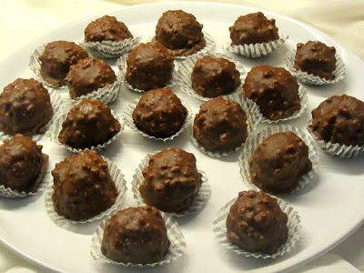 Σοκολατάκια Ferrero Rocher !!! ~ ΜΑΓΕΙΡΙΚΗ ΚΑΙ ΣΥΝΤΑΓΕΣ 2
