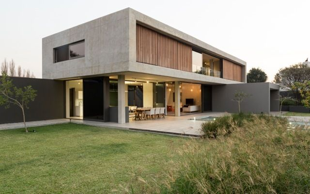 Gallery of House Jonker / Thomas Gouws Architects - 6