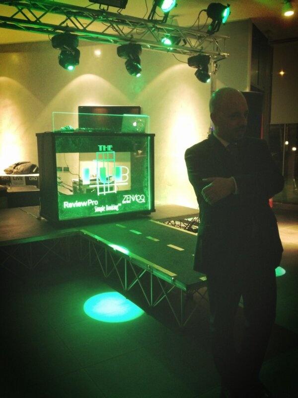 Direttore Fabio Messina, The Hub Hotel Milano