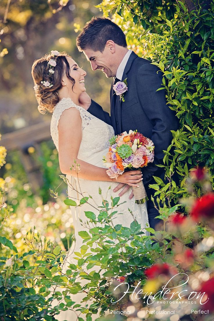 Congratulations Emily & James, absolutely stunning amongst the roses!