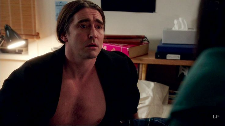 Lee Pace on The Mindy Project..