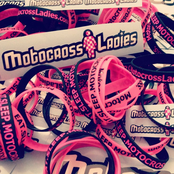 Motocross Ladies. Www.motocrossladies.com    best bracelets out there !!! everyone go buy one now :) i LOVE them