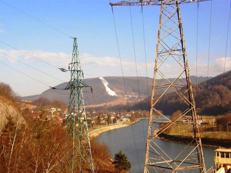 Zatrzymać świat: Kaskada rzeki Soły - Tresna (woj. śląskie, pow. żywiecki, gm. Czernichów)