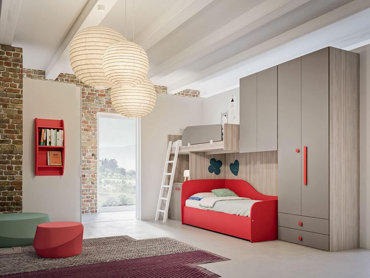 Camerette montessori ~ Chambre bébé montessori room montessori