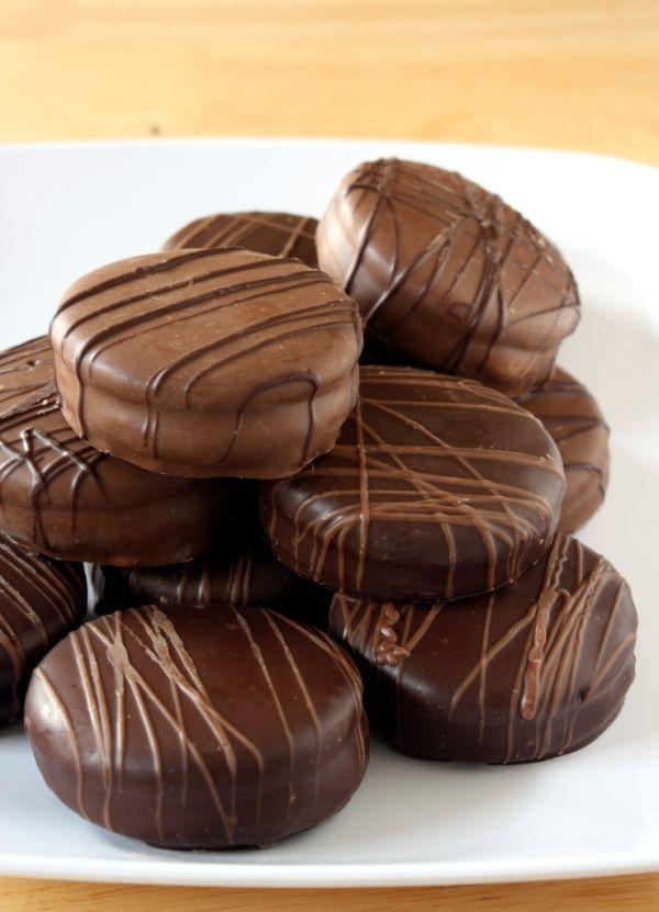 Mokka kolieska - Recept pre každého kuchára, množstvo receptov pre pečenie a varenie. Recepty pre chutný život. Slovenské jedlá a medzinárodná kuchyňa