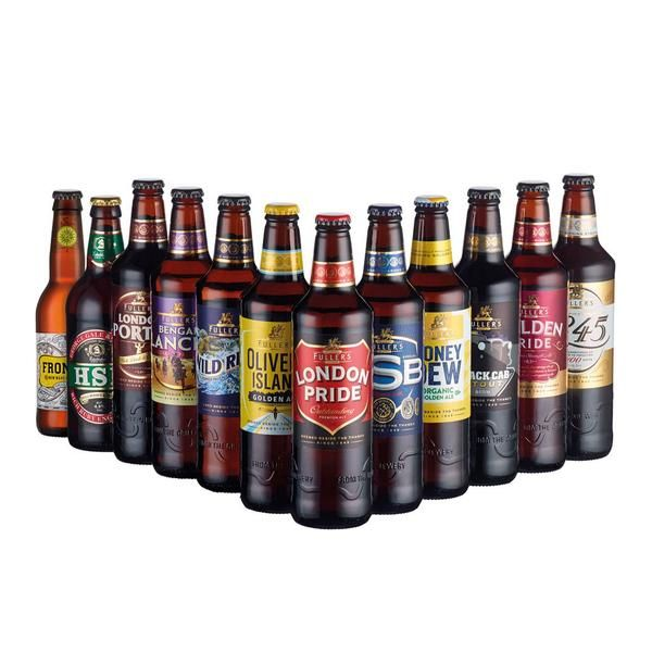 The Ultimate Fuller's Beer Selection