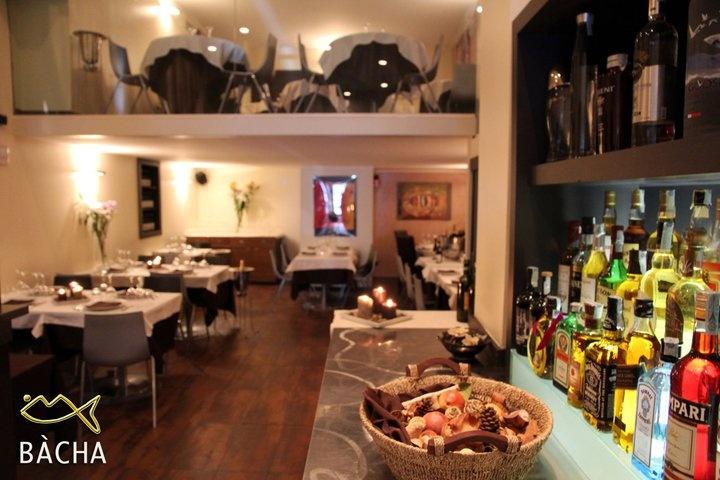 BàCha Restaurant Milano - La nostra sala