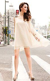Fanshion Pad Mini robe en mousseline de soie ... – EUR € 15.67