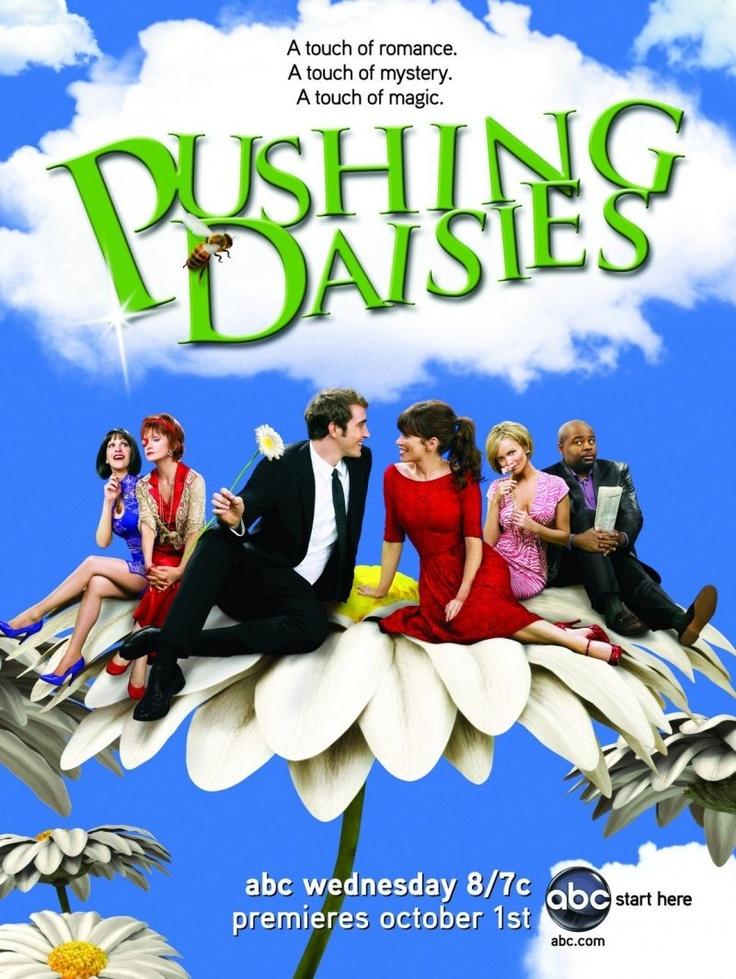 Pushing Daisies (2007) - Lee Pace, Anna Friel, Kristin Chenoweth, Ellen Green, Swoosie Kurtz, Chi McBride