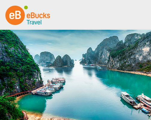 Remember that you get up to 40% off selected travel using eBucks.  Get the latest issue of eBucks Traveller for great holiday deals here. bit.ly/1Azlhnm