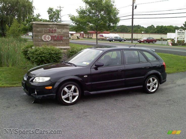 2003 Mazda Protege 5 | 2003 Mazda Protege 5 Wagon in Black Mica - 173832 | NYSportsCars.com ...