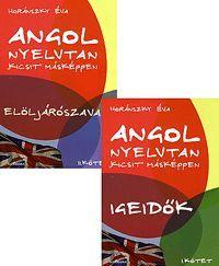 """Angol nyelvtan """"kicsit"""" másképpen I-II. kötet könyv - Dalnok Kiadó Zene- és DVD Áruház - Nyelvkönyvek, szótárak"""