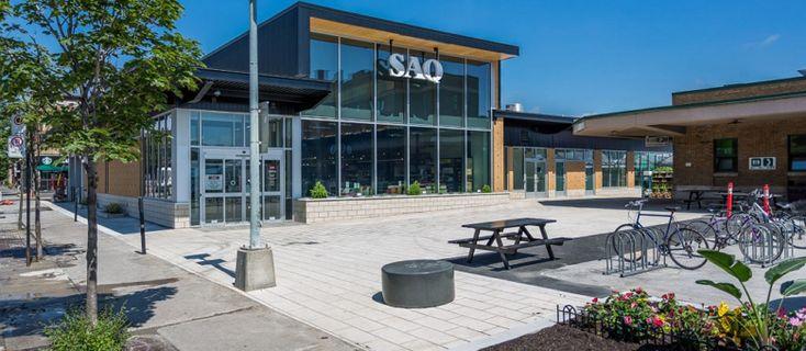 La Société des alcools du Québec (SAQ) accueille maintenant ses clients dans une toute nouvelle succursale écoresponsable située au cœur du Marché Jean-Talon, à Montréal. Cette nouvelle SAQ dotée d...