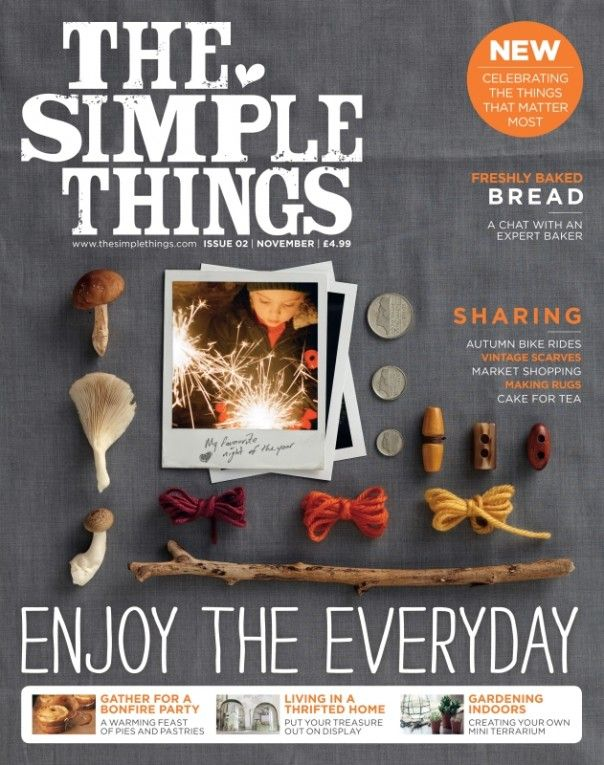 The Simple Things Issue 2