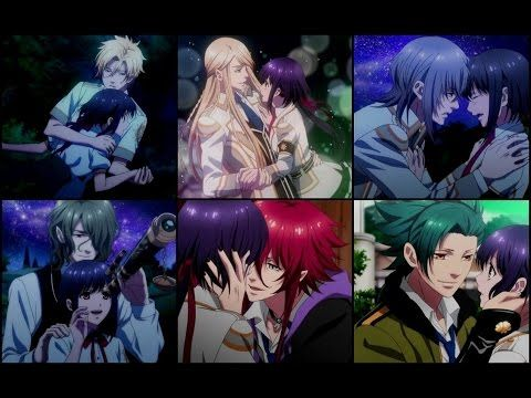 Kamigami No Asobi [[ A M V ]] I Wanna Be The One