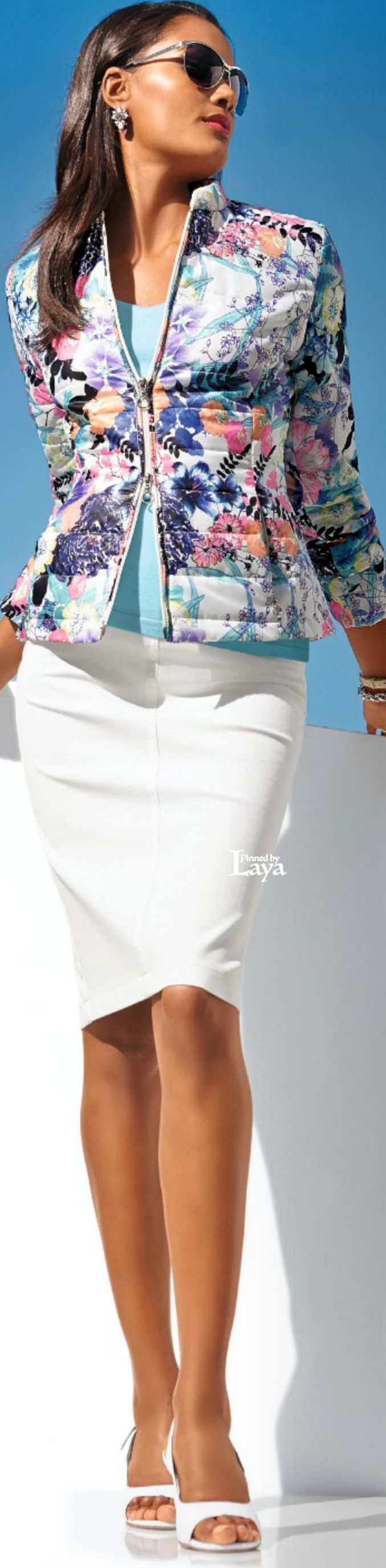 ♔LAYA♔MADELEINE♔ women fashion outfit clothing style apparel @roressclothes closet ideas