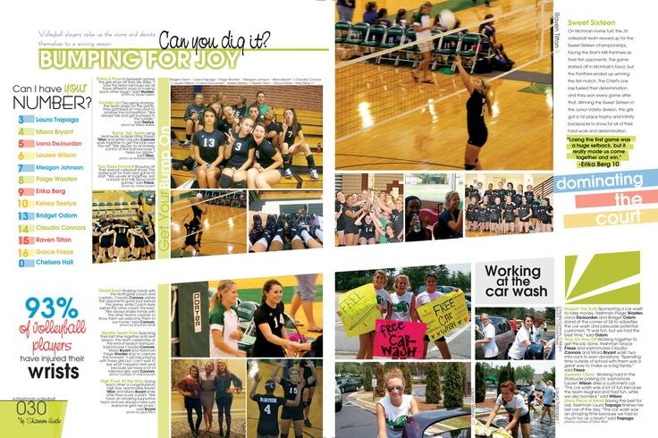 [The Legend, McIntosh High School, Peachtree City, GA] #yearbook