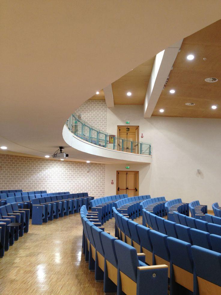 ITC Cattaneo a San Miniato (Pisa) / Cattaneo High School at San miniato (Pisa) - Auditorium