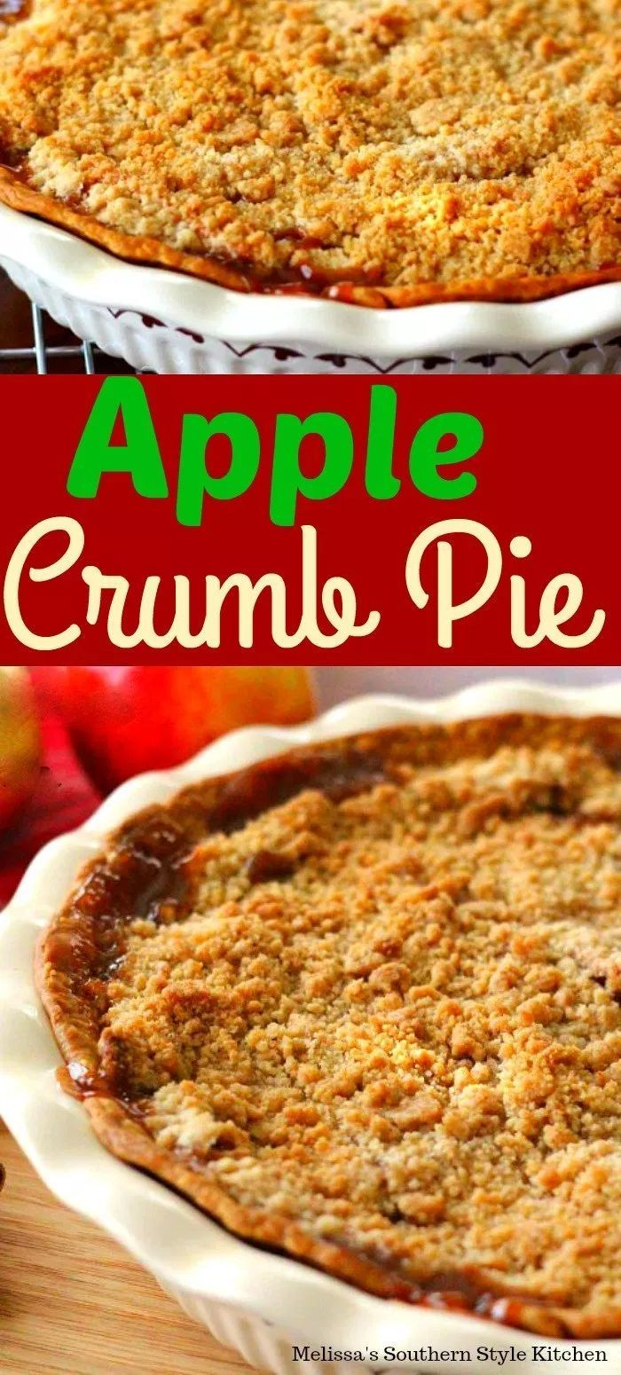 APPLE CRUMB PIE APPLEPIE APPLES PIE APPLECRUMBPIE PIERECIPES