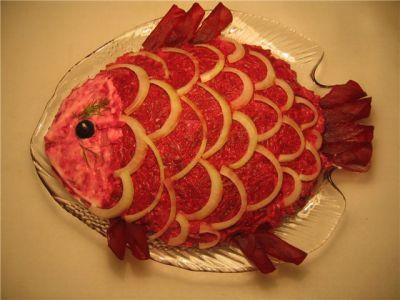 """Fazendo a salada """"Fish"""": cursos de decoração. Passo-a-passo"""