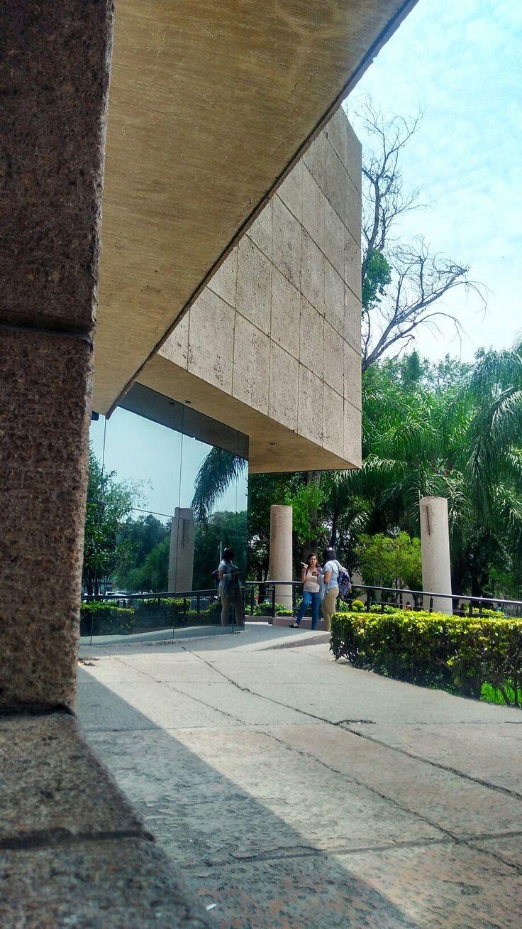Polivalente, Facultad de Arquitectura UANL, San Nicolás de los Garza, Nuevo León.