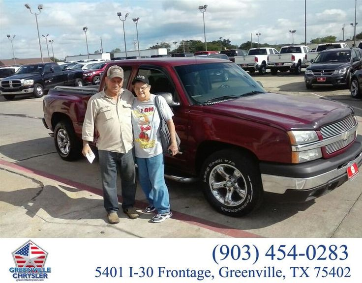 https://flic.kr/p/ytNW72 | Greenville Chrysler Jeep Dodge Ram Customer Review | My experience here was exceptionally pleasant. Our salesman, Lonnie, was knowldgeable and very helpful and accommodating.  He couldn't have been nicer.  I will definitely recommend this dealership and, especially, Lonnie to all of my friends.We will be back when we need another vehicle in the future.  Jonnie, deliverymaxx.com/DealerReviews.aspx?DealerCode=J122&R...
