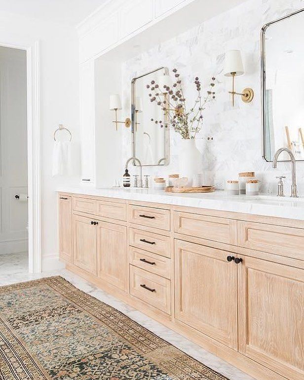 Magnificent Dwelling On Instagram Light Stained Oak Washstand