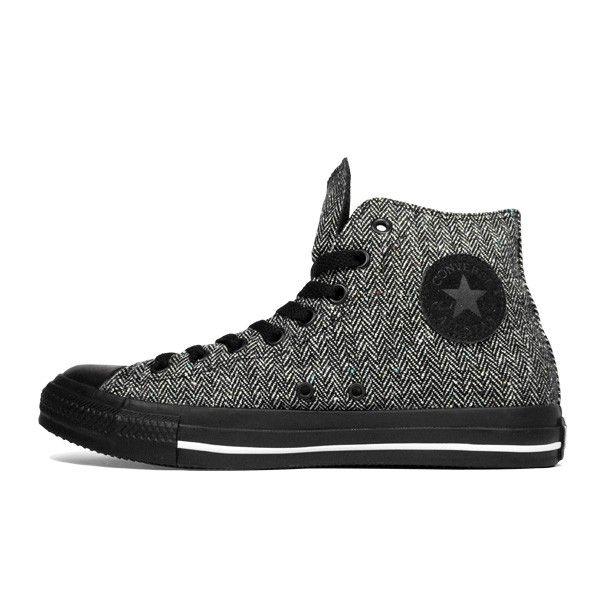 Wonderful Converse Lifestyle Shoes Men's Black/White S7220562