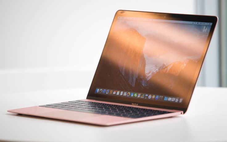The 2016 MacBook looks identical to last years'