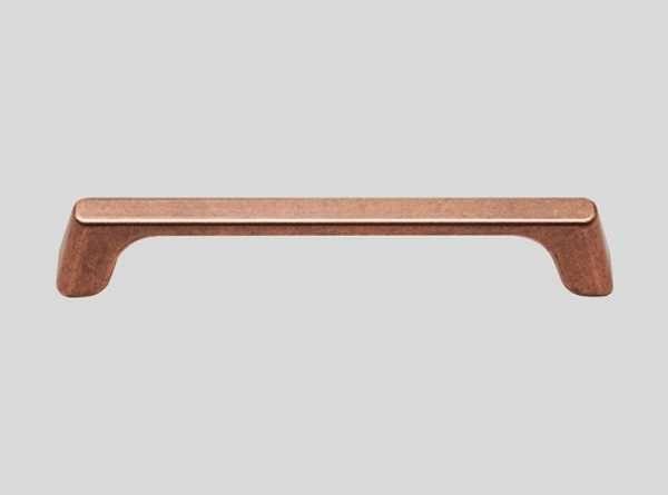 Nobilia Metall - Griff Nr. 553 Kupferfarbig Antik - Nobilia Zubehör - versandkostenfrei - Küchen Geisler